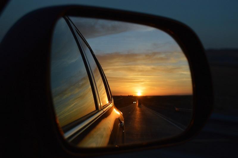 Vzvratna ogledala