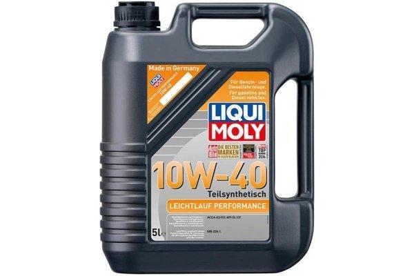 Sintetično motorno olje Liqui Moly 10W40, 5L