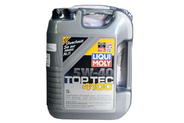 Motorna olja Liqui Moly lahko uporabljamo v domačih in tujih vozilih