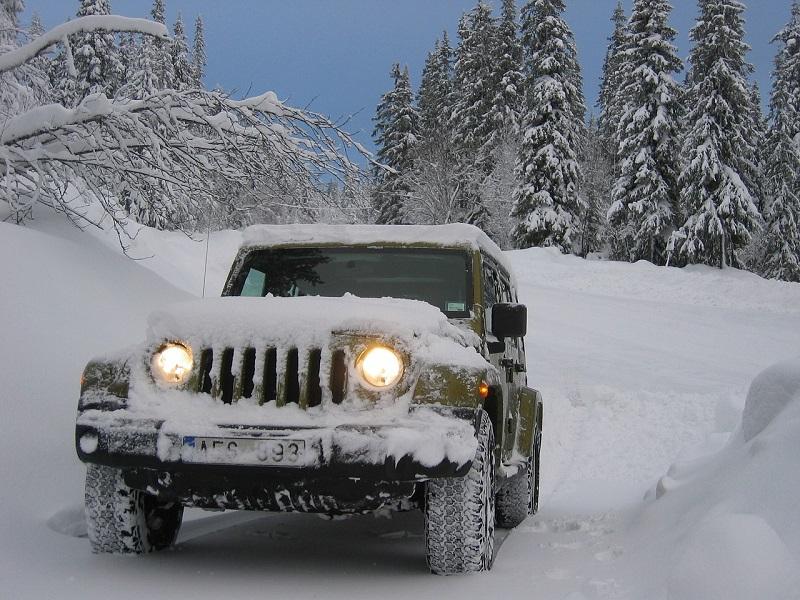 Zimske gume ki kljubujejo vsem zimskim težavam na poti