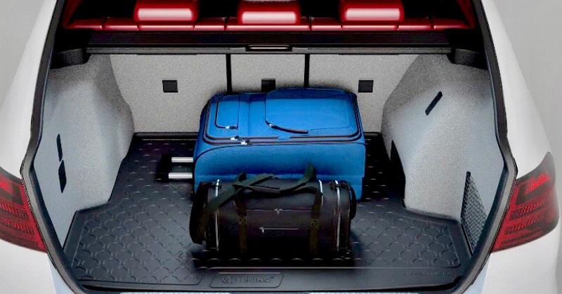 Gumi korita za prtljažnik